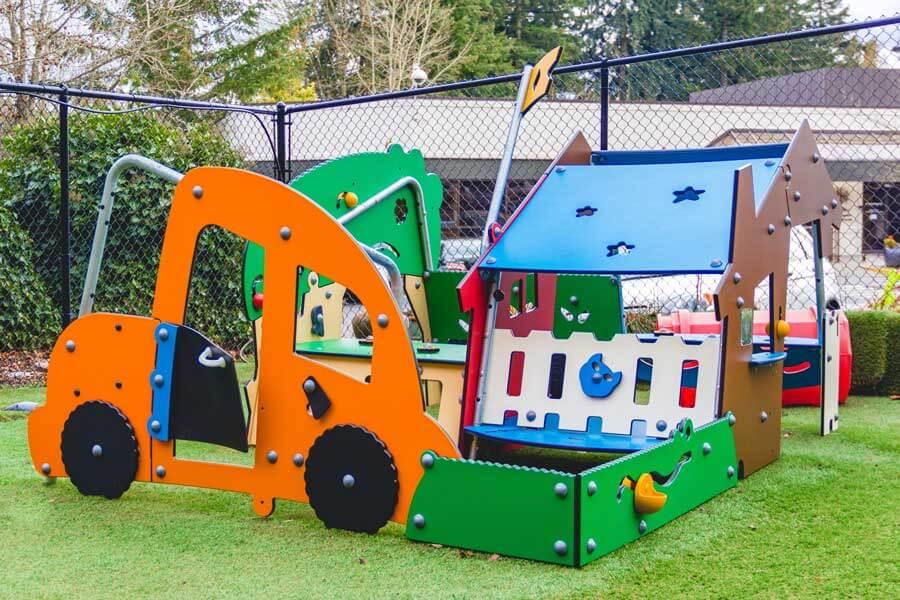 Our Playground Living Montessori