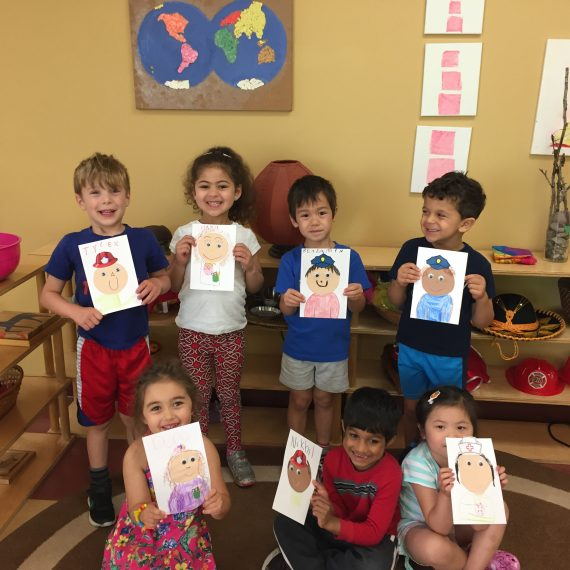 A Day in the Life of Living Montessori Summer Camps 2017