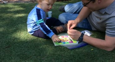 Father's Fun – Infant and Toddler Classes