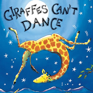 Giraffes Can't Dance - book cover
