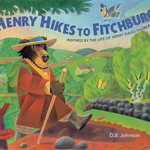 Henry Hikes to Fitchburg - book cover