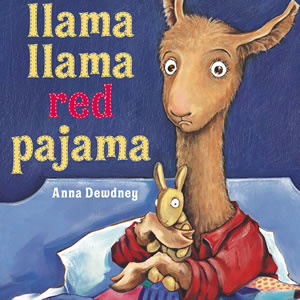 Llama Llama Red Pajama - book cover