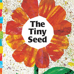 The Tiny Seed - book cover