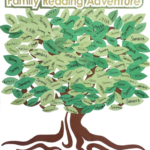 Join Our Family Reading Adventure This Summer 2021