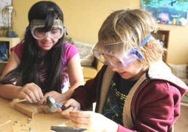 Building from the Imagination: Living Montessori's Makerspace Is Here